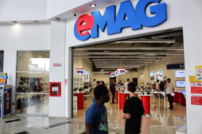 Cutii de ambalare personalizate de la eMag