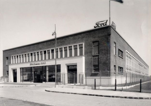 Fabrica Ford Calea Floreasca Automatica