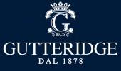 """Eșarfă """"Gutteridge dal 1878"""" din lână fină 100%"""