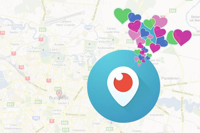 Periscope - live video streaming app