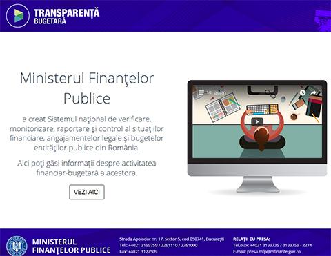 Transparență bugetară