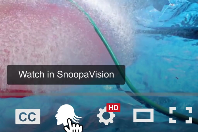 YouTube a lansat SnoopaVision 360° view experience alături de Snoop Dogg