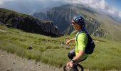Exchibiționism montan cu Flaviu Cernescu spre crucea de pe Muntele Caraiman