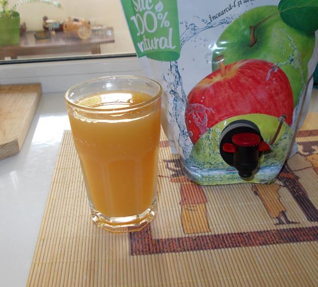 Sucul din mere de Itești