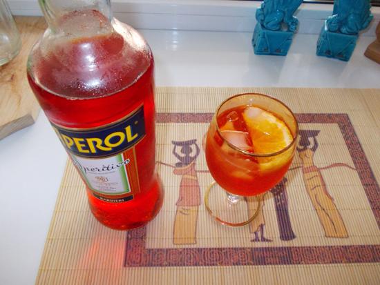 Aperol Spritz 11% alcool