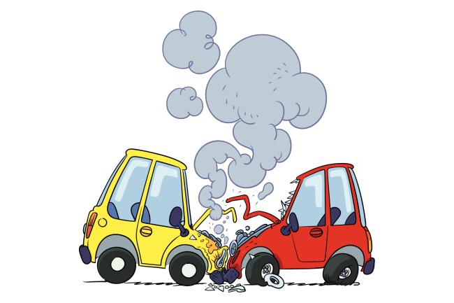 Ce trebuie să știi atunci când ești implicat întru-un accident rutier