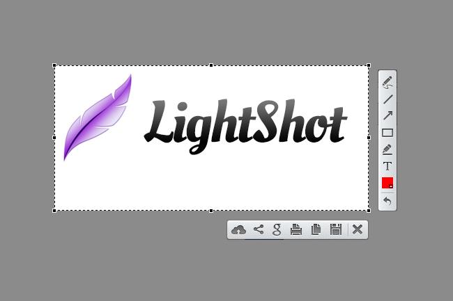 LightShot, cel mai rapid mod de a personaliza capturile de ecran