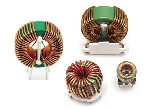Bulbi cilindrici cu ferita pentru diminuarea interferentelor electro-magnetice