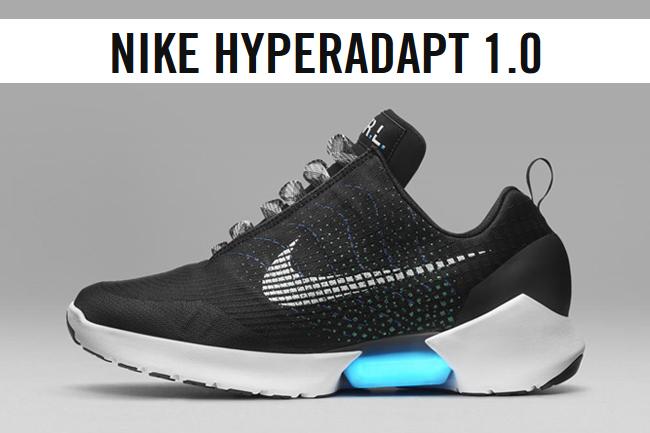 Nike HyperAdapt 1.0 cu șiret mecanic apar în USA din 28 noiembrie 2016