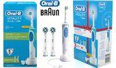 Periuță de dinți electrică Braun Oral-B Vitality 3D White