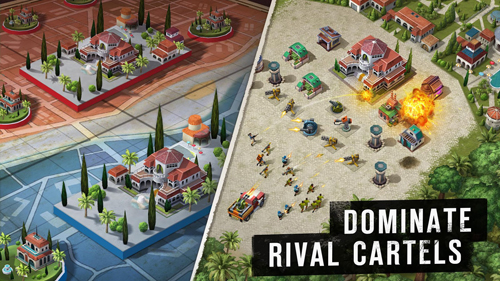 Narcos Game - Dominate Rival Cartels