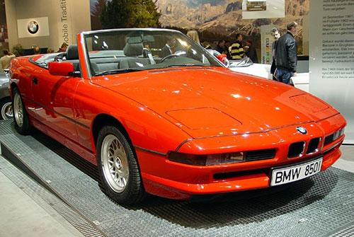 BMW seria 8 Grand Tourer Cabrio