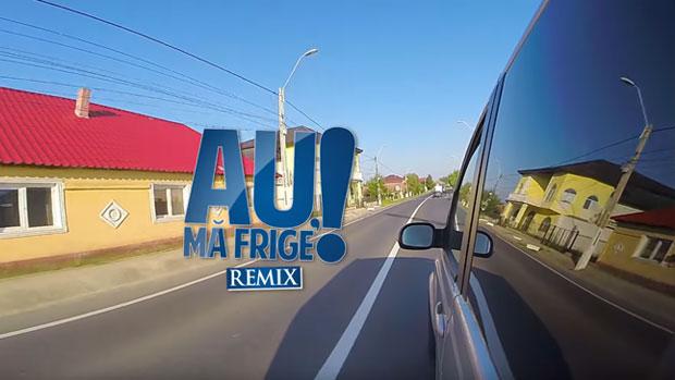 Maximilian & Grasu XXL & Guess Who - Au, Mă Frige! - 2014 (versuri + video)
