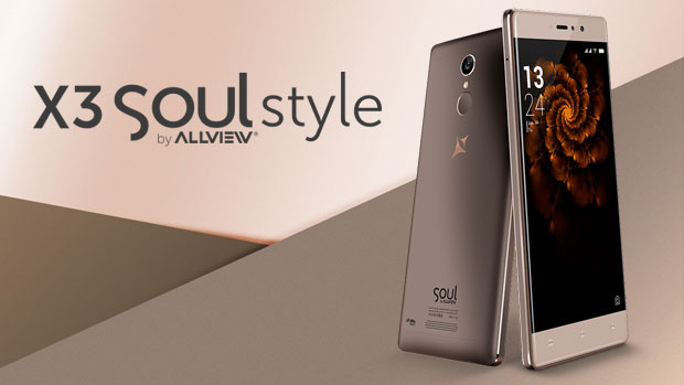 Smartphone Allview X3 Soul Style