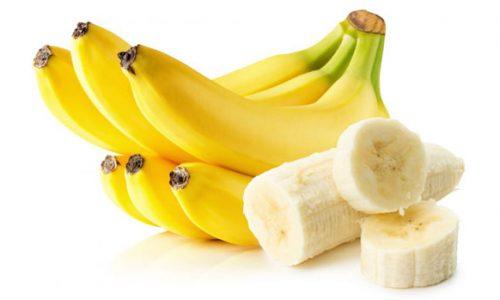 Mănâncă două banane pe zi în mod constant pentru o viață sănătoasă