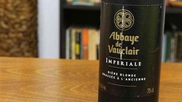 Bere blondă Abbaye De Vauclair Imperiale