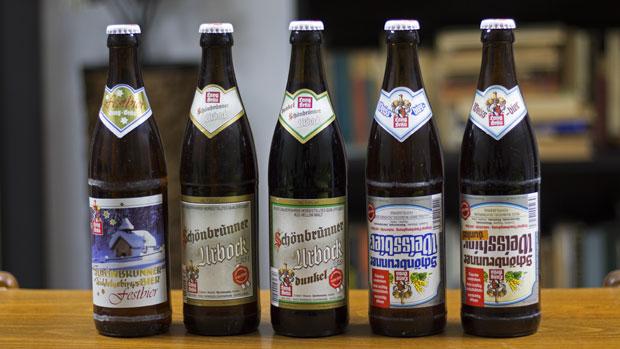 Bere bavareză artizanală Lang-Brau