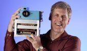 Steven Sasson, inventatorul aparatului foto digital – 1975
