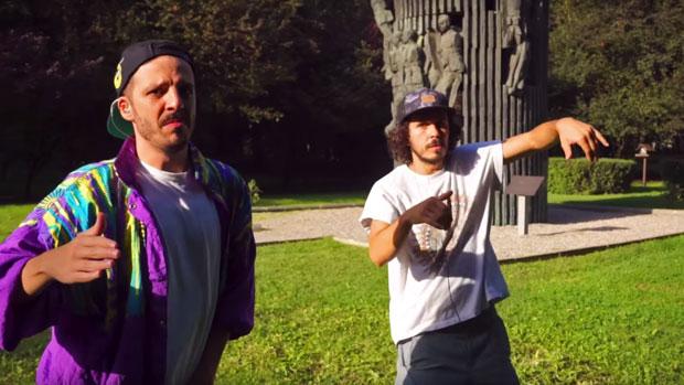 Tony Baboon & Costel - Dans postbelic - 2017 (versuri + video)