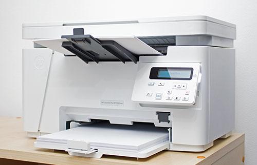Multifuncțional monocrom HP LaserJet Pro M26nw