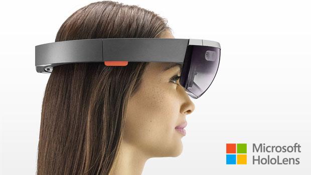 Microsoft HoloLens aduce hologramele în lumea ta reală